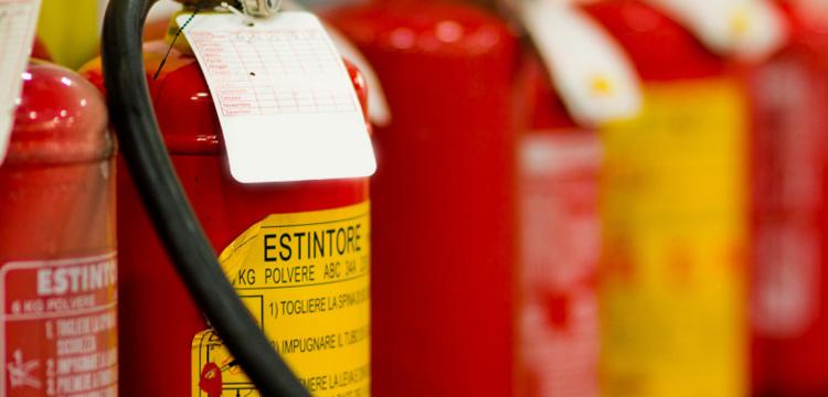prevenzione incendi ad Olbia