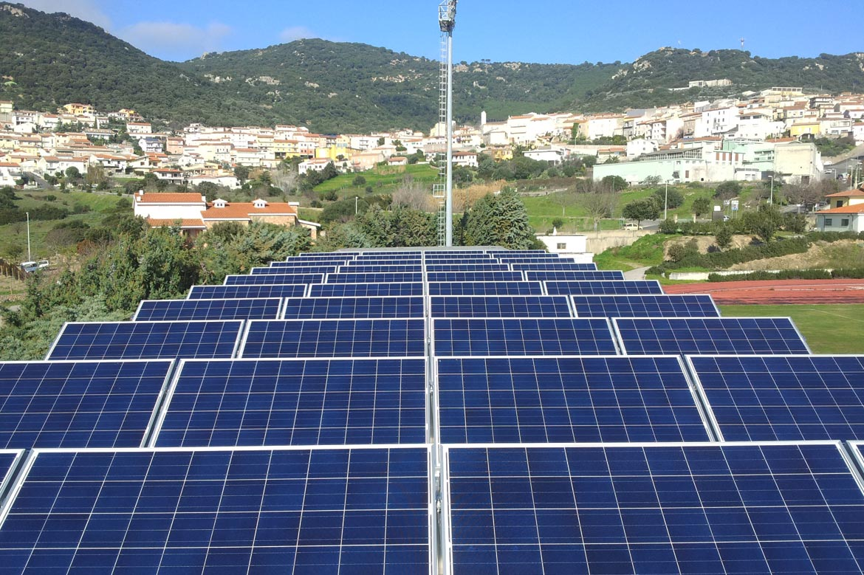 Fotovoltaico Deca progetti olbia